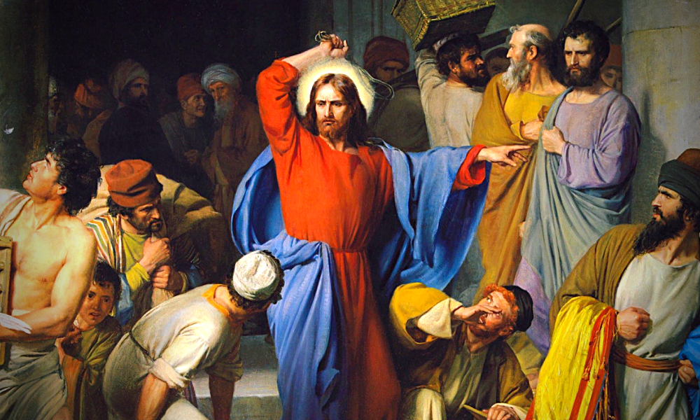 Jésus Christ solide
