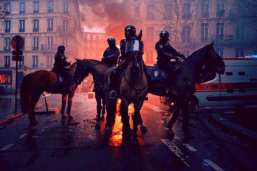 Déclin France