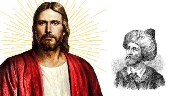 Jésus Mahomet