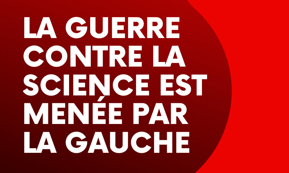 Guerre contre la science