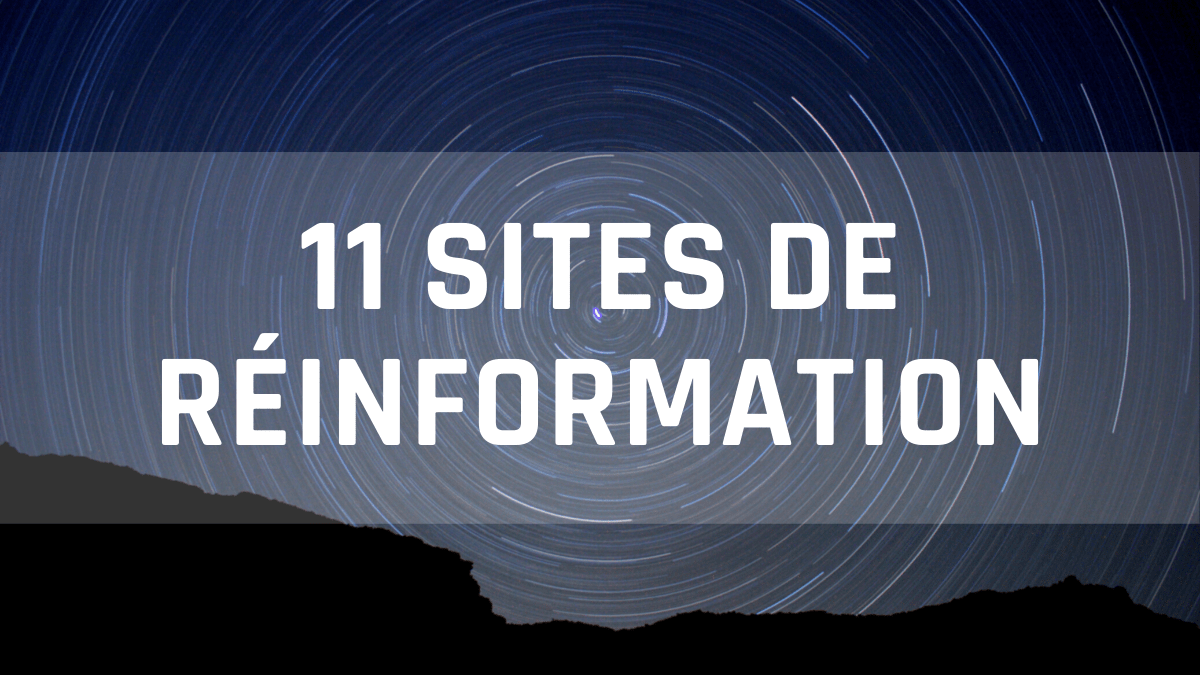 Sites de réinformation