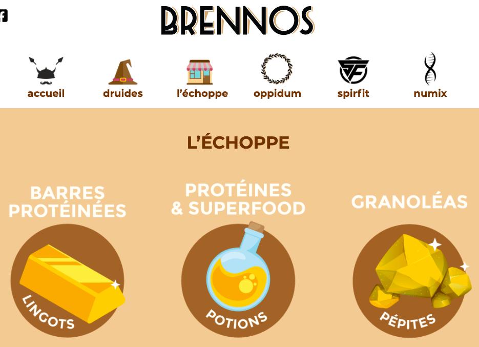 Brennos marque française