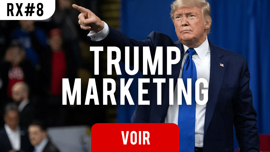 Tugan Bara Trump marketing